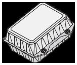 Boîtes patissières